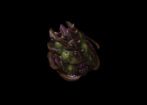 The Zerg Ultralisk Cavern in Starcraft 2