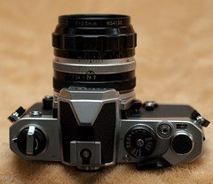 Nikon FM + 35mm f2
