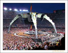 U2 360º Tour, Nou Camp, Barcelona, Cataluña, E...