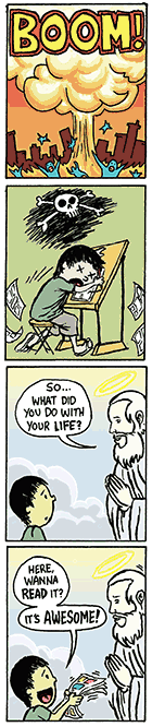 The Life of a Komiks Artist upload2