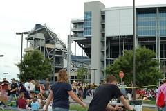 The Stadium (GirlOnAMission) Tags: summer robin stadium 4thofjuly 2009 psu