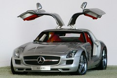 Mercedes-Benz SLS. (Tom Daem) Tags: mercedesbenz sls