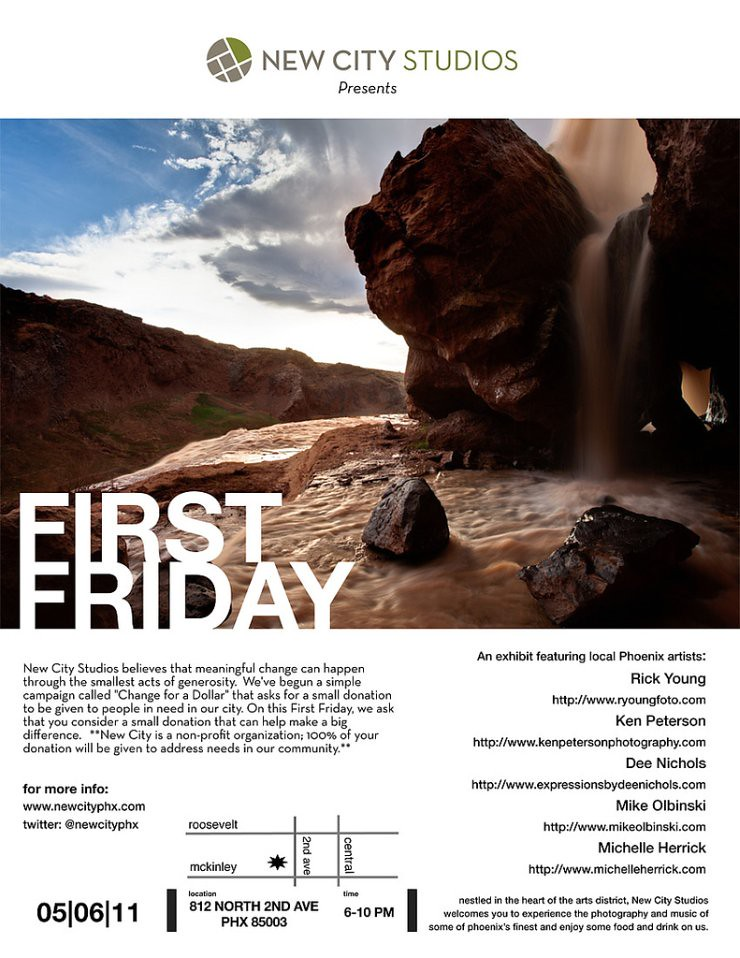 First Friday Flier 05|11 (not to edge)