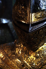 golden age (marfis75) Tags: guy gold golden amor helmet suit cc knights amour bachelor armor rig knight cavalier chevalier armour shining schmuck helm ritter cavaliere edel rstung edler ritterrstung prunk armament ccbysa harnisch marfis75 marfis75onflickr
