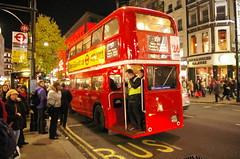 IMGP2041.jpg (Steve Guess) Tags: bus london buses night lastday regentstreet christmaslights routemaster xmaslights streatham rtw rt lt oxfordst rm tfl 159 rml route159