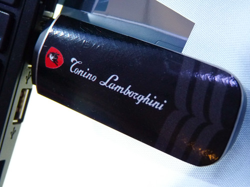 4G Tattoo Tonino Lamborghini broadband stick