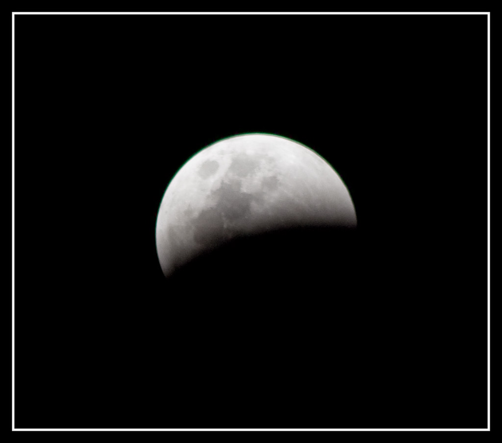 Attempt's at lunar eclipse