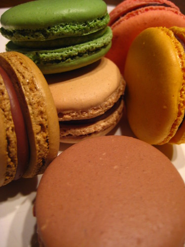 Mitzy's Macarons