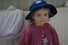 w kapeluszu... (p.lorenc) Tags: lilla lorencowie