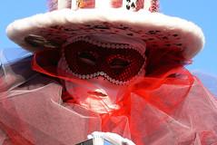 picche e quadri 2 (la_c) Tags: carnival venice sguardo carnevale venezia maschere cartedagioco sensation2009