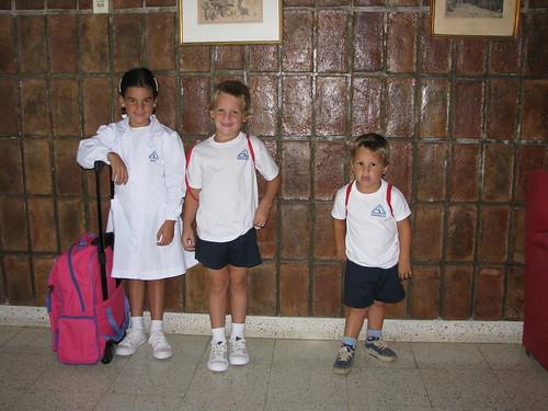 Primer día de clases 6
