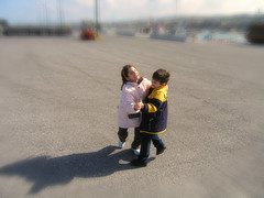 Dancing (Theophilos) Tags: kids dance happiness