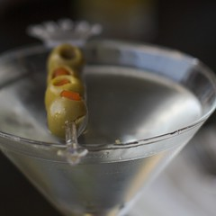 Vodka Martini (Blanco's - Delhi)