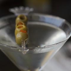 Vodka Martini (Blanco's - Delhi)