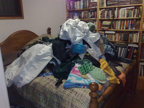 I hate laundry