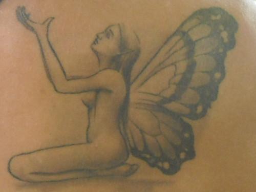 tatuaje dibujo. Tatuaje. alada. arual239