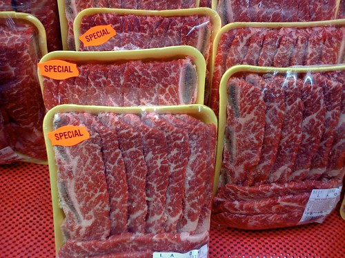 Marbled Short Ribs