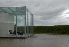 tadao ando, langen foundation 2004 (seier+seier) Tags: house building glass station museum architecture modern germany concrete deutschland modernism haus kunsthaus foundation architektur rocket der modernist beton neuss langen raketenstation hombroich ando tadao  stiftung