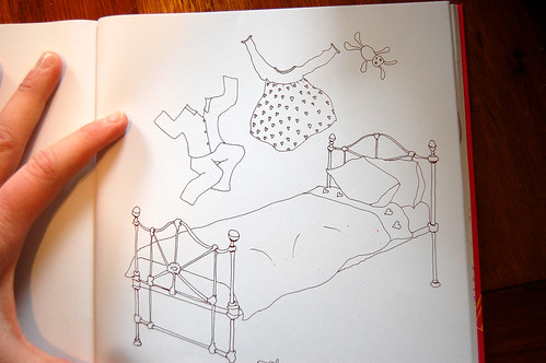 rosie flo coloring book