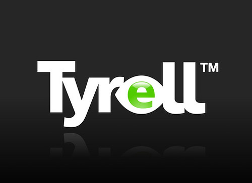 Evil Megacorporation Rebranding 1: The Tyrell Corporation (from Blade Runner)