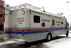 Wyandotte County Unified Command Center (john4kc) Tags: county city bus car mobile truck surveillance ks police headquarters center kansas vehicle tax rv armored command dollars wyandotte unified