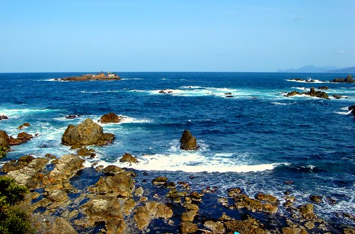 Kinosaki sea
