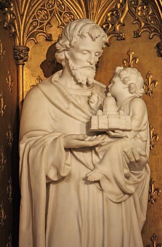 St Joseph, Patron of the Universal Church