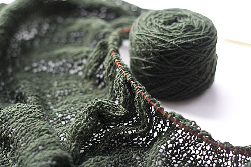 Morehouse Merino Lace yarn