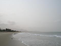 Looking South on Aberdeen Beach (rustinpc) Tags: sierraleone freetown