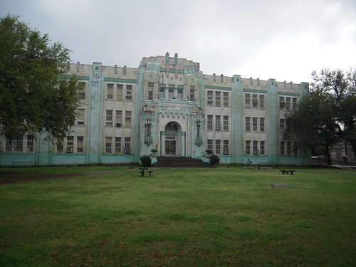 Lil Wayne's High School, Eleanor Mc Cain on Claiborne; ← Oldest photo