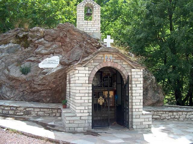 Θεσσαλία - Τρίκαλα - Κοινότητας Νεράιδας Εκκλησάκι των Ταξιαρχών