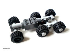 Chassis (Apple - Pie) Tags: 6x6 truck lego trialtruck