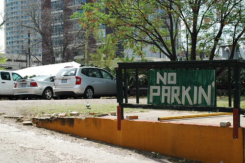 No Parkin'