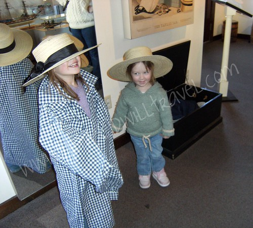 Dress Up at the Salem Maritime Museum
