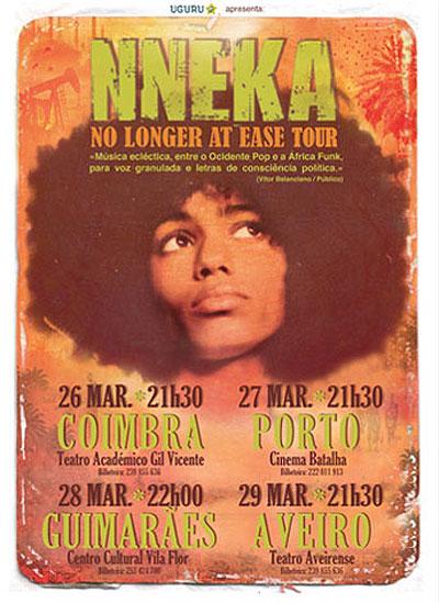 Nneka Cartaz