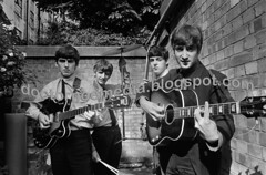 Beatles x O'Neill_63.jpg (Doctor Noe) Tags: england music london english john paul george backyard europe harrison guitar britain percussion united kingdom pop musical singer instrument drummer beatles british rocknroll lennon johnlennon ringo mccartney guitarist oneill starr songwriter photobyterryoneillgettyimages bw