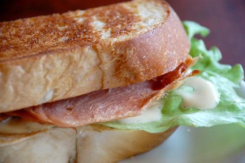 Slers Smoked Chicken Sandwich