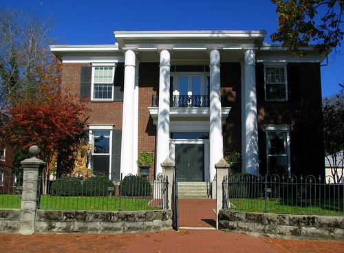 Gov. John C. Brown House