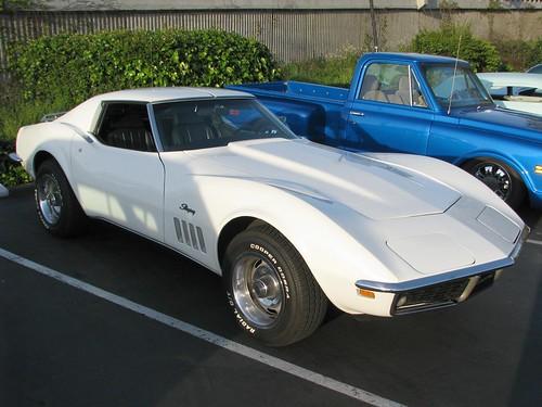 1969 chevrolet corvette stingray mx 6252 1 - Corvette Stingray 1969 White