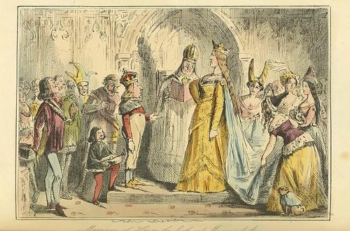 007-Matrimonio de Henry VI y Margaret de Anjou