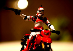 the ducati is strong with this one (soyboy7) Tags: star attack stormtrooper motorcycle wars clone ducati episode hypermotard