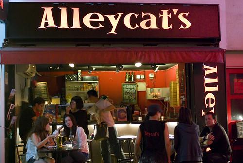 Alleycat's