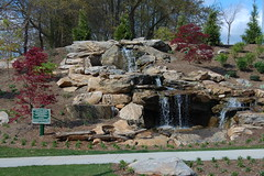 Stonledge Park Water Feature