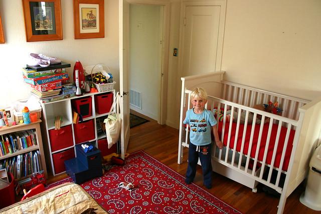 red cowboy nursery babyroom kidsroom babysroom kidroom toystorage childsroom childroom