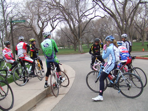 Oval Ride: April 11, 2009