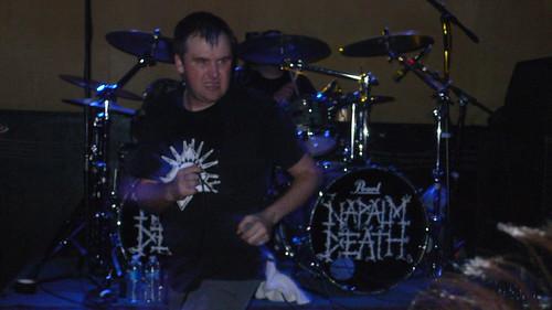 Napalm DeathNapalm Death: a luglio in Italia