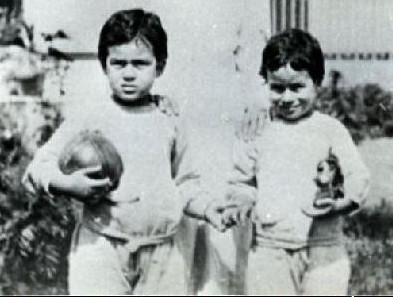 Ali and Mustafa Amin