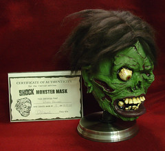 Shock Monster 01 (toyranch) Tags: monster mask famous collection masks shock warren monsters publications topstone filmland vxxfx