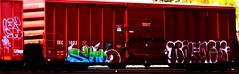 She (mightyquinninwky) Tags: she railroad art train geotagged graffiti tag tracks trains tagged urbanart popart rails spraypaint boxcar graff graphiti industrialpark dogtown tagging picnik boxcars trainyard orton paintedtrain ohiorivervalley movingart movinggallery evansvilleindiana paintedboxcar csxtrainyard geo:lat=37952421 geo:lon=87619014