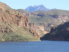 Apache Trail Scenery
